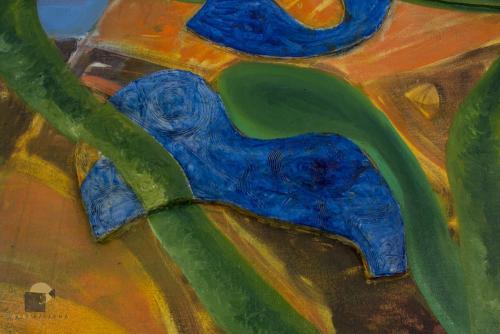 Caminos del Pantano Detalle 2