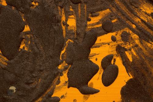Alma perdida por el lodo Detalle 2